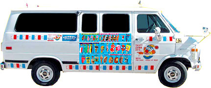 Frosty Treats Truck